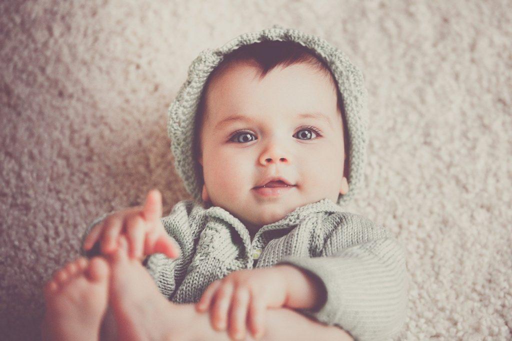 ニコニコ赤ちゃん